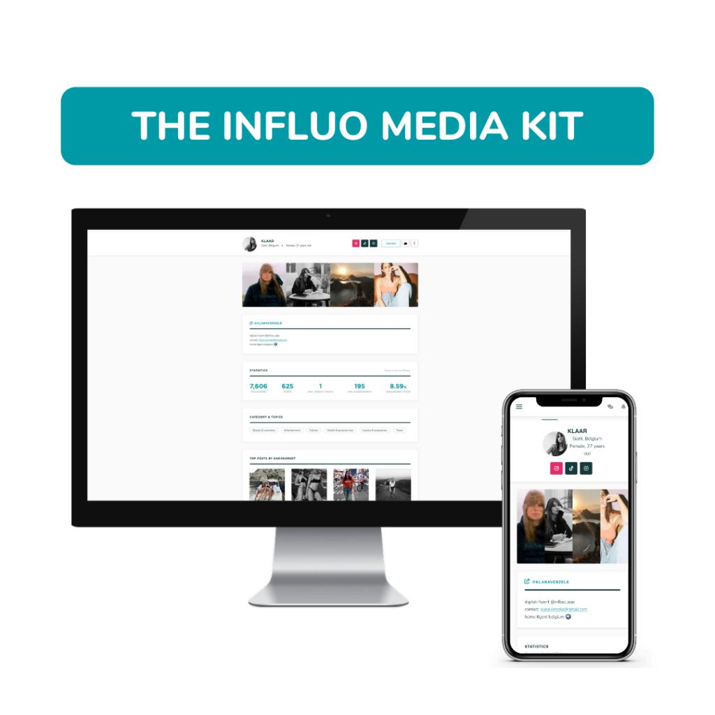 Influo media kit
